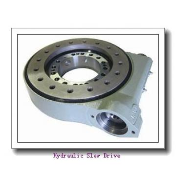 triple row roller slewing bearing without gear turning table bearing