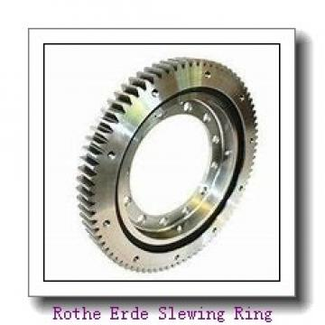 China's alternative sumitomo slewing bearing Shipboard cranes  Four point Contact Ball  slewing bearing  with external gear
