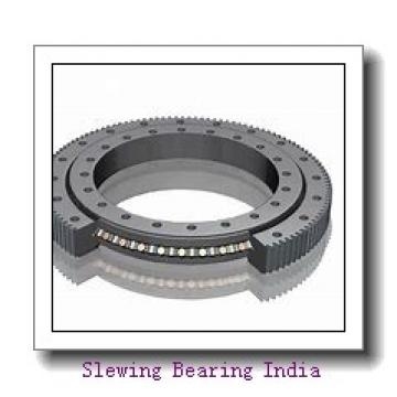 slewing ring section type 400mm slewing ring for liebherr chinese ball slewing bearing