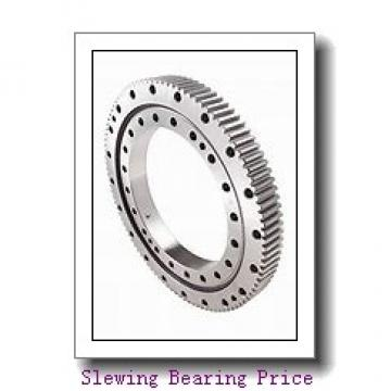 Alternative IMO four point contact ball slewing bearing without gear 010.30.630.03 Single row ball slewing bearing ring