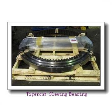 turntable slewing ring bearing with high precision tooth for masts ,cranes,standard product line
