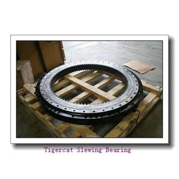 Low Noise four point contact ball slewing bearing ring turntable for crane
