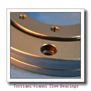 tower crane slewing bearing plastic internal ring gear