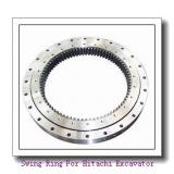 fy slew ring ball bearing turntable four point contact bearings
